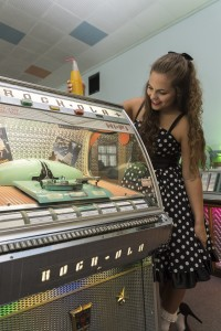 Jukebox - Salon - Wurlitzermuseum Ziersdorf (c) Josef Stefan